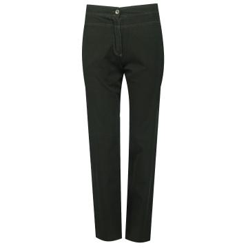 Bawełniane spodnie damskie...