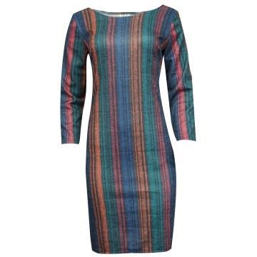 Ołówkowa sukienka z...