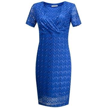 Chabrowa sukienka model MAGDA