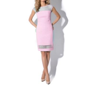 Sukienka model Betris różowa