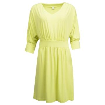 Zielona sukienka model...