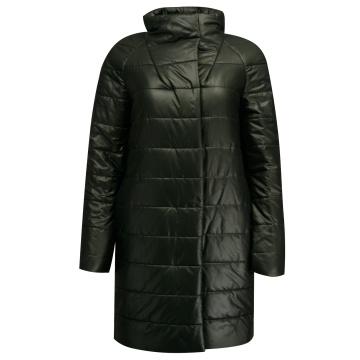 Czarna kurtka zimowa damska...