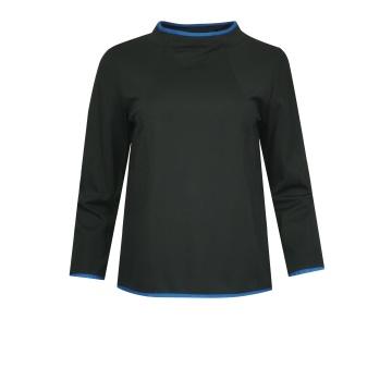 Czarna bluzka damska FE31-4-02