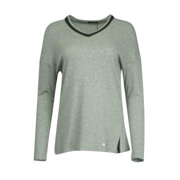 Szara bluzka damska FE05-5-10
