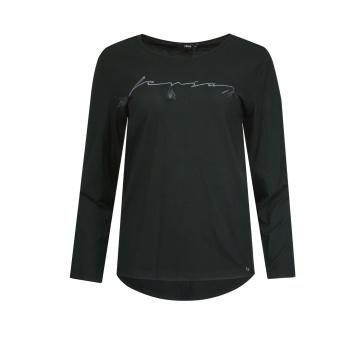 Czarna bluzka damska FE24-5-02
