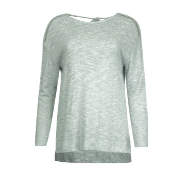 Sweter damski biały model:...