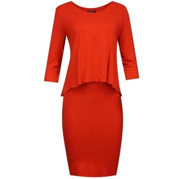 Czerwona sukienka model:...