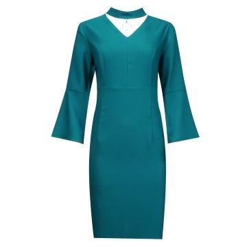Zielona sukienka model Adeline