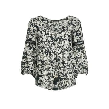 Bluzka damska czarna model:...