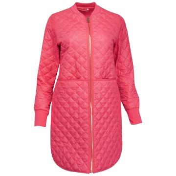 Różowa kurtka damska model...