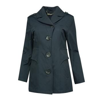Czarna kurtka damska model...