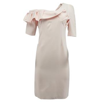 Różowa ołówkowa sukienka...