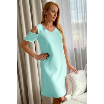 Trapezowa sukienka model...