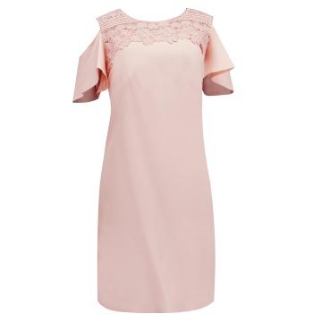 Różowa sukienka  model Pariss