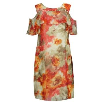 Zwiewna  sukienka  model...