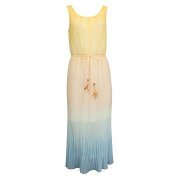 Długa sukienka  model...
