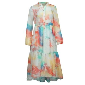 Kolorowa sukienka  model...