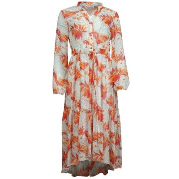 Kwiecista sukienka  model...