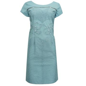 Elegancka sukienka w...