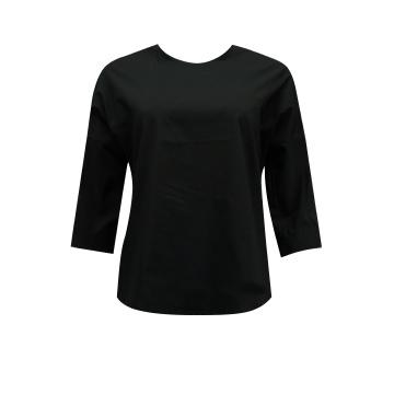 Bluzka damska w kolorze czarym