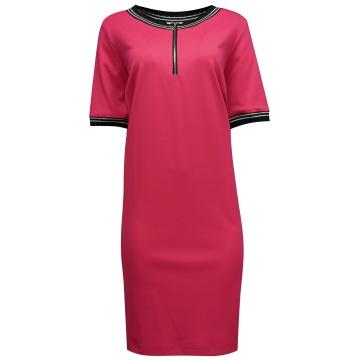 Różowa sportowa  sukienka...