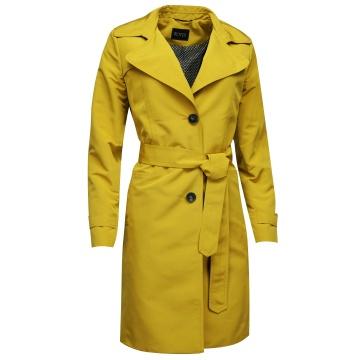 Jesienny płaszcz damski...