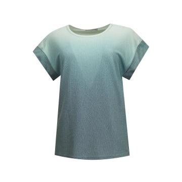 Niebieska bluzka damska...