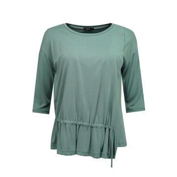 Zielona bluzka damska z...