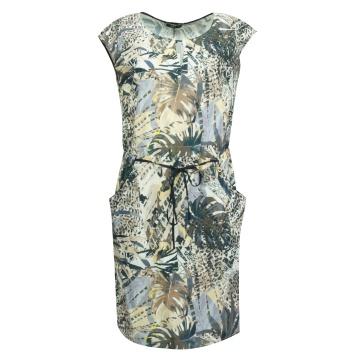 Bawełniana zwiewna sukienka...