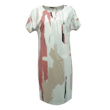 Luźna sukienka z kieszonką...