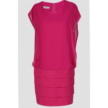 Różowa sukienka model Raisa II
