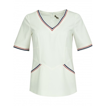 Biała bluzka damska, model...
