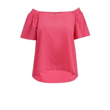 Różowa bluzka damska