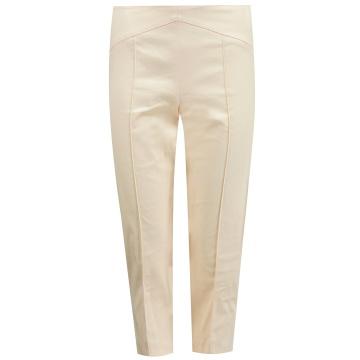 Bawełniane spodnie 7/8 w...