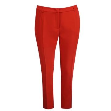 Spodnie damskie czerwone,...