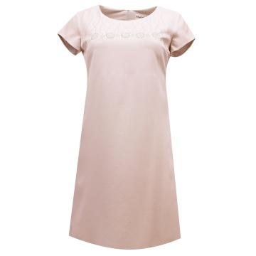 Różowa wizytowa sukienka...
