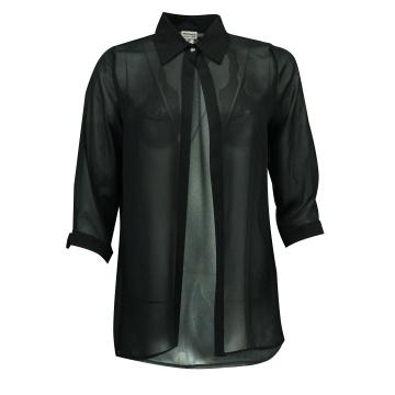 Czarna tunika bluzka...