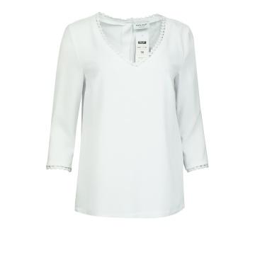 Biała bluzka damska...