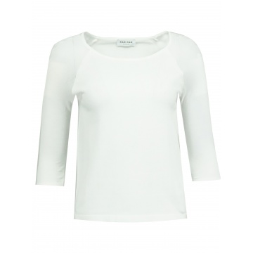 Biała bluzka damska z...