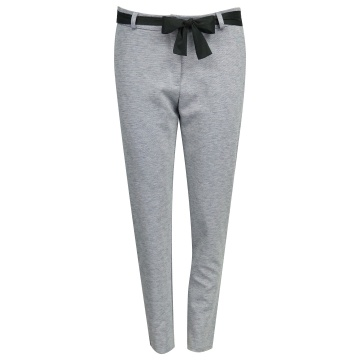 Szare ołówkowe spodnie...