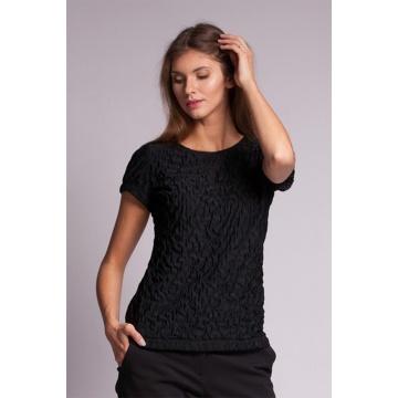 Czarna bluzka damska...