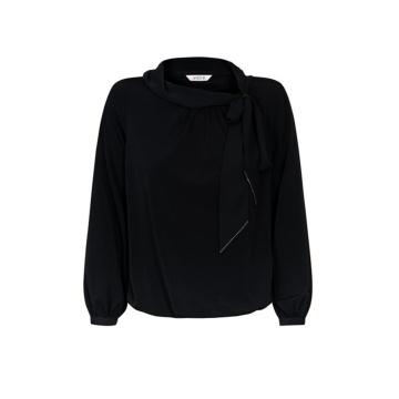 Czarna bluzka damska, model...
