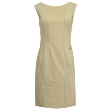 Sukienka model beżowa