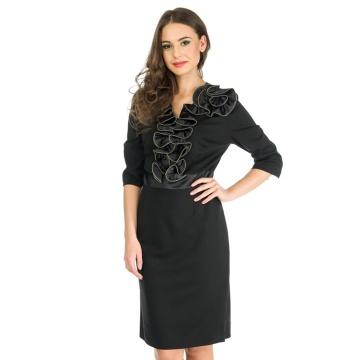 Sukienka model Zuzanna czarna