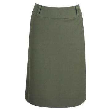 Zielona spódnica z...