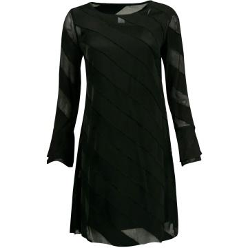Sukienka BAILAR czarna koronką