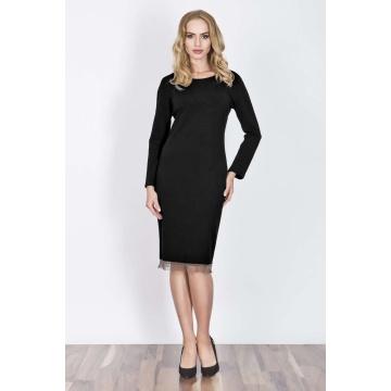 Czarna sukienka model Mardi...