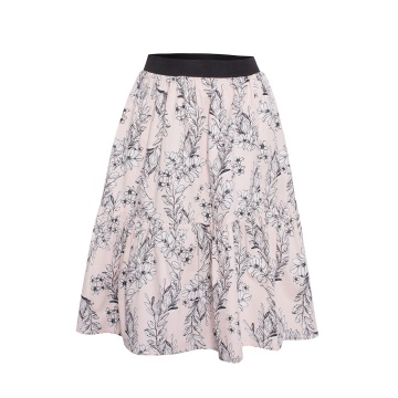 Różowa spódnica model Hana...