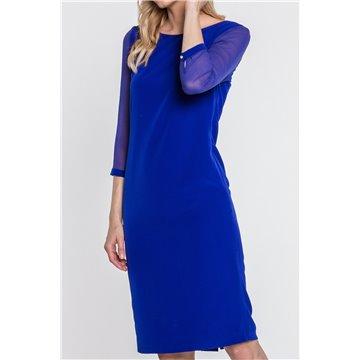 Sukienka chabrowa 8503