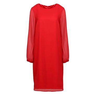 Sukienka czerwona 8966